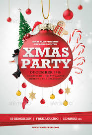Christmas Backgrounds For Flyers Beautiful Christmas Posters And Flyer Design Templates