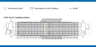 boeing 737 200 120 seat configuration