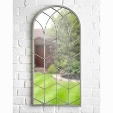 quality big garden mirror arch 28