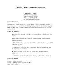 Sample Resume For Retail Sales Sample Resume Sales Associate Blaisewashere Com