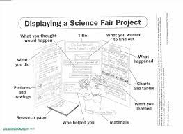 Science Fair Projects Layout 50 Awesome Graph Science Fair Project Report Template Best Of Poster