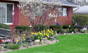 Landscaping Design Ideas For Front Of House Landscaping Ideas With Light Garden Landscaping Ideas For Front Of House