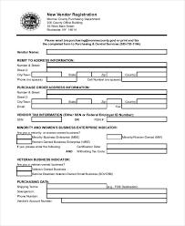 Vendor Application Form Under Fontanacountryinn Com