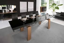 Astounding Contemporary Dining Room Design Ideas Featuring Sleek - Contemporary dining room chairs