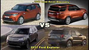 2018 ford discovery. fine ford 2017 land rover discovery vs 2018 ford expedition  comparison and ford discovery