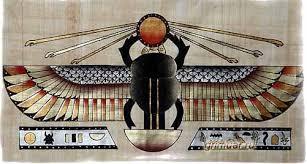 <b>Жук скарабей</b> — значение талисмана древних египтян