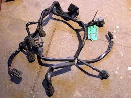 wiring harness fuel injector loom mazda mx 5 mk1 1 8 4 pin coil used