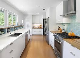 galley style kitchen designs nz