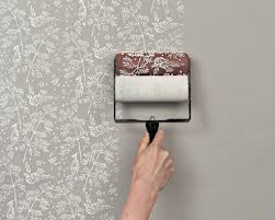 Wall Painting Paper Design 15 Unique Wall Painting Ideas Patterned Paint Rollers