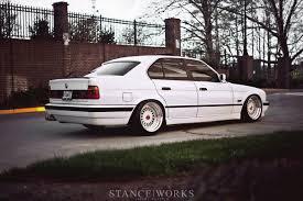 BMW 5 Series bmw 5 series bbs : BMW 5 Series (E34) | Tuning