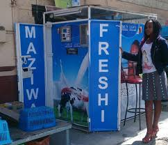 Vending Machines In Kenya Gorgeous Milk Vending ATM Machines In Kenya And Where To Buy Plus Cost