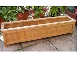 favorite wooden planter box uk wooden designs od53