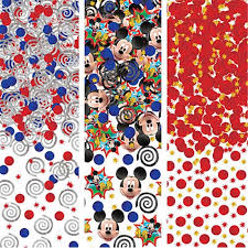 Confettis de Table Mickey - Achat / Vente décoration de table ...