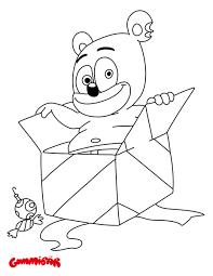Small Picture Download a Free Printable Gummibr December Coloring Page Gummibr