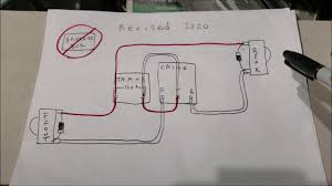 These are installation and wiring instructions for the friedland 954 door chime. How To Wire A Doorbell Diy Live Demo And Wiring Diagram Youtube