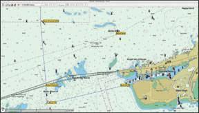 Navigation Software For Macs Practical Sailor Print