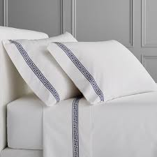 scroll to previous item greek key bedding duvet cover