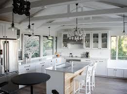 vaulted ceiling kitchen ideas