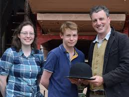 Historian and TV presenter welcomed back to farm | Shropshire Star