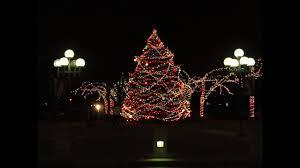 Dayton Ohio Christmas Tree Lighting Christmas Light Displays In Dayton Ohio Youtube
