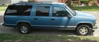 1996 Chevrolet Suburban 1500 LS SUV   Item D4244   SOLD! Wed...