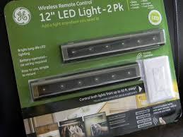 led white wireless slim under cabinet light lpl1010w lighting3