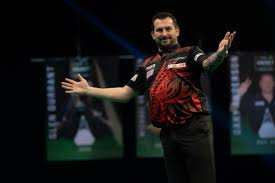 ☝️jegliche fragen über darts per pn! Jonny Clayton Reacts To 9 Darter In Stunning Premier League Darts Win Over Jose De Sousa Metro News