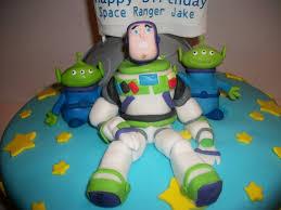 Toppers Buzz Lightyear Birthday Cake Ideas Classic Style Buzz