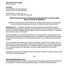 Press Release Format 2020