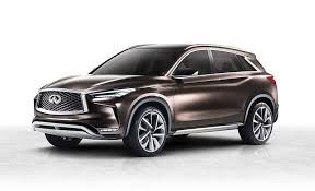 2018 infiniti suv. beautiful 2018 view 8 photos infiniti qx50 concept for 2018 infiniti suv