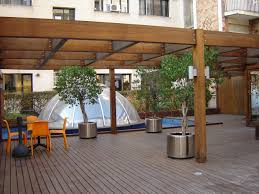 outdoor office space. Outdoor Office Space In Grey Advertising #Barcelona T
