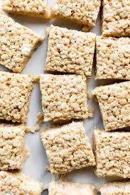 Rice Crispy Treats Designs Our Favorite Rice Krispie Treats