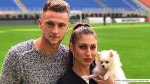 Milan škriniar's net worth is estimated to be over €4 million. Milan Skriniar Robi Furore W Serie A Barbora Hroncekova Wsrod Wloskich Kibicow Wideo Nowiny24 Pl