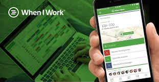 Online Work Schedule When I Work Free Online Employee Scheduling Software And