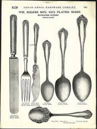 1847 Rogers Bros Patterns Best 48 Best 48 Rogers Bros Silverplate Patterns Images On Pinterest