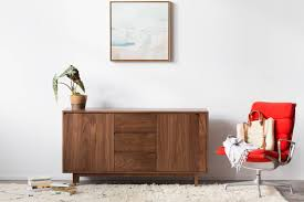 best wood for furniture. Solid Walnut Credenza, $2,379 Hedge House Furniture Week Best Wood For