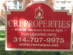 4916 20 Jamieson Ave (St. Louis Hills) U2013 St. Louis , Missouri 63109 U2013 One Bedroom  Apartments