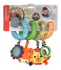 <b>Подвесные игрушки Infantino</b>