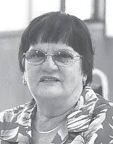 Marvel Darlene Hazel Holt (Niskanen) | Cook County News Herald