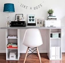 ikea office organizers. Ikea Hack: DIY Desk For Home Office Storage And Organization - Make It Under $60! Organizers E