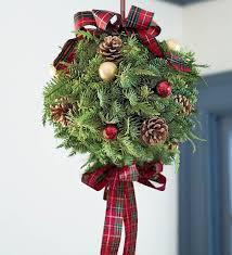 81 best Kissing balls... images on Pinterest   Christmas ideas ...