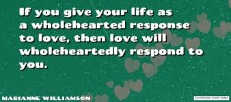 Marianne Williamson Love Quotes Broken Love Quotes Inspirational by MARIANNE WILLIAMSON If you 80