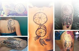 What Do The Beads In A Dream Catcher Mean Simple Meaning And History Of Dreamcatcher Tattoos InkDoneRight
