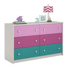 whimsy furniture. amazoncom cosco kids furniture kaleidoscope 6 drawer dresser whimsywhite stipple baby whimsy