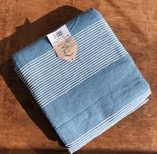 rajput extra large cotton mid blue