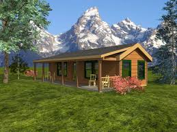 the solita log home