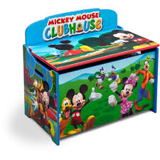 Mickey Mouse Kitchen Appliances Delta Childrens Products Disney Mickey Mouse Deluxe Toy Box