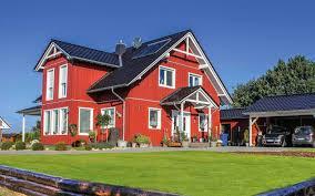 Holzhäuser Blockhäuser Sind Sehr Beliebt Jotun Austria