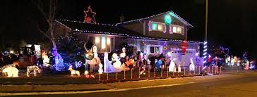 Candy Cane Lane Decorations 60 Inexpensive and Fun Holiday Activities for Families Blog 44