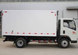 XPS Insulated Refrigerated Box For Pickup Truck , Fridge Van Body ...
